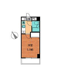 日神パレステージ町田第2[2階]の間取り