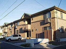 リビングタウン香久山 B[2階]の外観