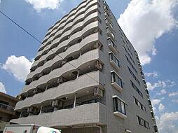 大阪府大阪市東淀川区小松2丁目の賃貸マンションの外観