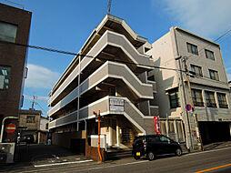 福岡県北九州市戸畑区新池3丁目の賃貸マンションの外観