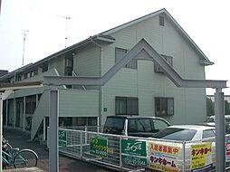 アーバンハイムB棟[201号室]の外観