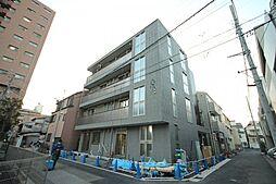 primo千駄木[2階]の外観