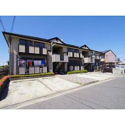 奈良県橿原市新賀町の賃貸アパートの外観