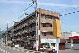 中川マンション[4階]の外観