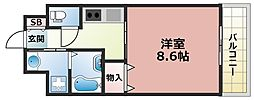 Cerezo[5階]の間取り