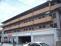 茨木メゾンNISHI[2階]の外観