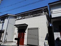 [一戸建] 大阪府大阪市東住吉区北田辺6丁目 の賃貸【/】の外観