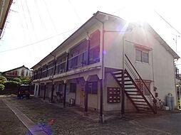 西三城荘[7号室]の外観