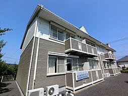 千葉県香取市玉造の賃貸アパートの外観