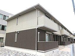 大阪府八尾市南木の本4丁目の賃貸アパートの外観