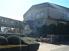 土浦市立真鍋小学校(505m)