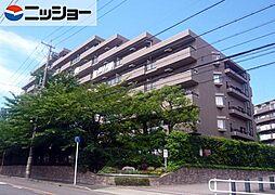 サザンヒル八事1号棟604[6階]の外観