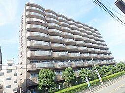 大阪府大阪市旭区赤川2丁目の賃貸マンションの外観