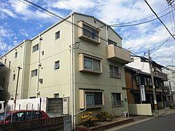 京都府京都市西京区樫原石畑町の賃貸マンションの外観