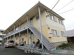 ジュネス斉藤[2階]の外観