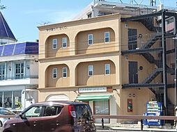 兵庫県西宮市戸崎町の賃貸マンションの外観