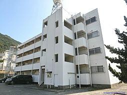 大里東マンション[2階]の外観