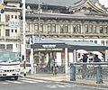 祇園四条駅まで...