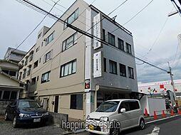 東京都町田市原町田5丁目の賃貸マンションの外観
