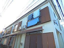 アゼリアコート[1階]の外観