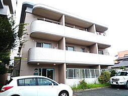 福岡県北九州市小倉南区日の出町1丁目の賃貸マンションの外観