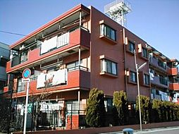 キャニオンコープ大泉学園[2階]の外観