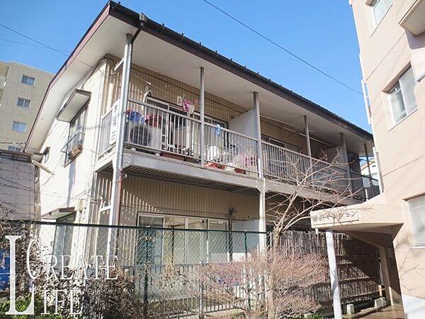 埼玉県さいたま市桜区西堀2丁目の賃貸アパート