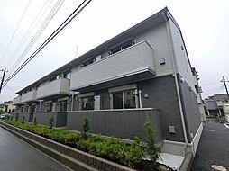 千葉県佐倉市王子台6丁目の賃貸アパートの外観