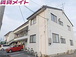コーポ千代崎[1階]の外観