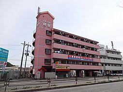 さんさん軽里[5階]の外観