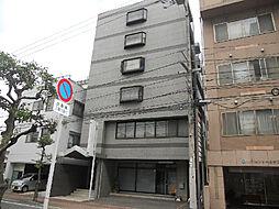 愛媛県松山市味酒町1丁目の賃貸マンションの外観