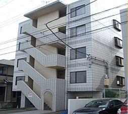 YHマンション[4階]の外観