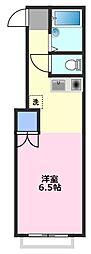 メゾンIGAI[2階]の間取り