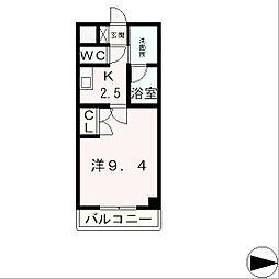 ソフィアコート[6階]の間取り