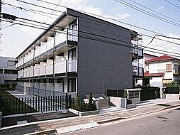 神奈川県川崎市多摩区堰1丁目の賃貸マンションの外観
