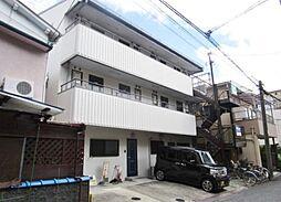 宮之阪コーポ[2階]の外観