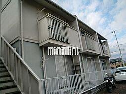 ビュースミ A棟[2階]の外観