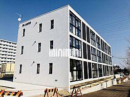 静岡県磐田市安久路1の賃貸マンションの外観