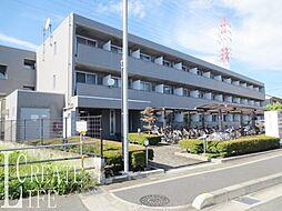 埼玉県蕨市錦町6丁目の賃貸マンションの外観写真