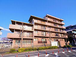 宇田川ハイツ弐番館[3階]の外観