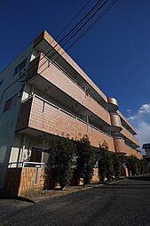 前島マンション[305号室]の外観