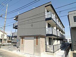 埼玉県戸田市氷川町2の賃貸マンションの外観