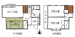 茅ヶ崎駅 9.5万円