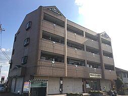 大阪府羽曳野市樫山の賃貸マンションの外観