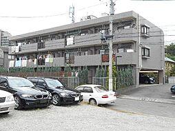 パークサイド長坂[3階]の外観