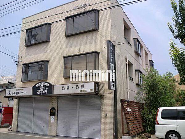 松本ビル 2階の賃貸【愛知県 / 岩倉市】