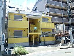 大阪府高石市綾園7丁目の賃貸アパートの外観
