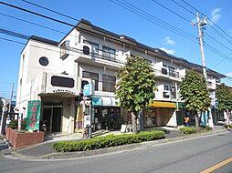 埼玉県さいたま市緑区東浦和3丁目の賃貸マンションの外観