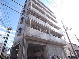 兵庫県神戸市灘区上河原通3丁目の賃貸マンションの外観