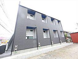 愛知県名古屋市北区辻町2丁目の賃貸アパートの外観